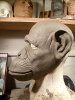 The Rakes Progress (Chimp Masks)